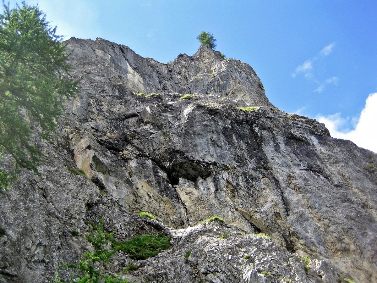 Klettersteig Adelboden : Chäligang klettersteig in adelboden « felsblog.org